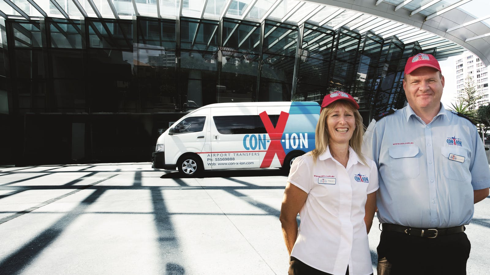 Con-X-ion Airport Transfers Brisbane