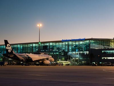 Brisbane Airport International and Domestic Terminal