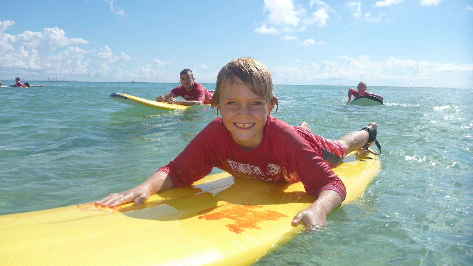 Their surf school and location are perfect for all ages and abilities