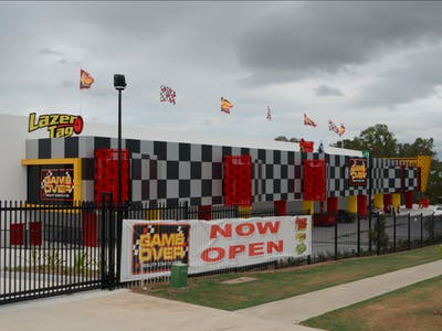 Game Over Indoor Go Karting, Adventure Climbing Walls and Lazer Tag Centre