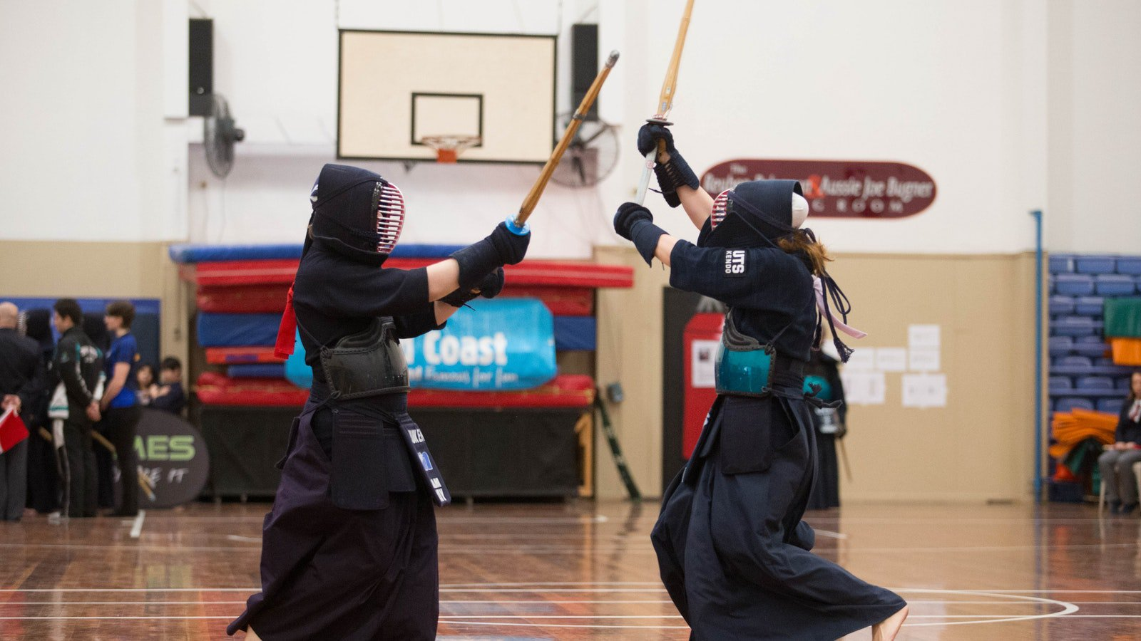 Unigames - It sticks to you Like Kendo!