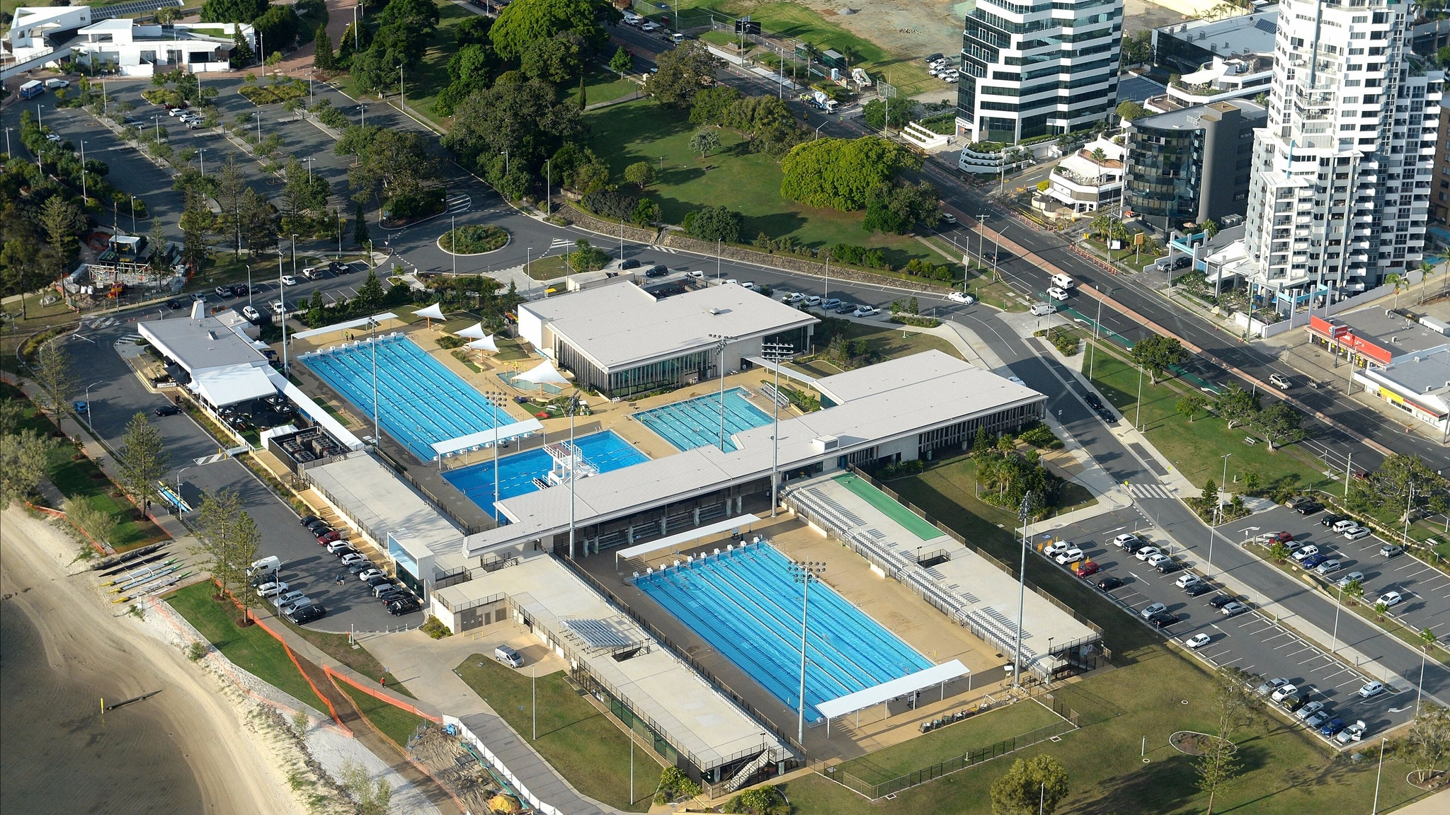 Gold Coast 2018 Commonwealth Games Swimming