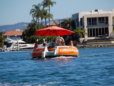 Coasting Around Round Boat Hire