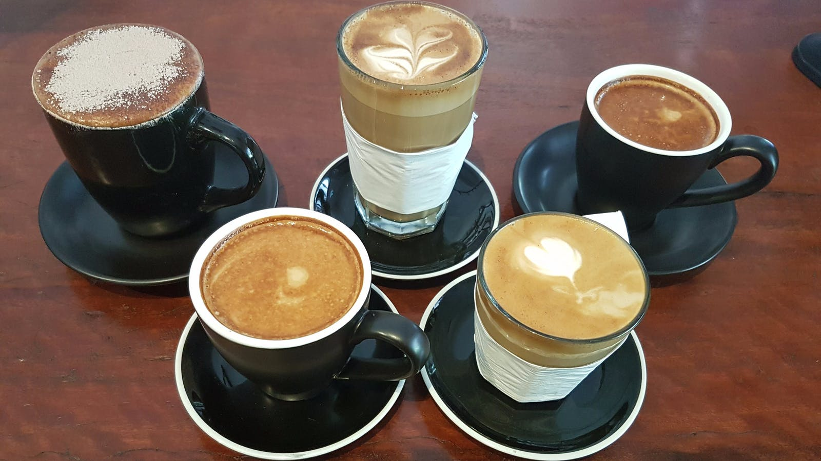 Crema Lovers Best Coffee Tamborine Mountain QLD