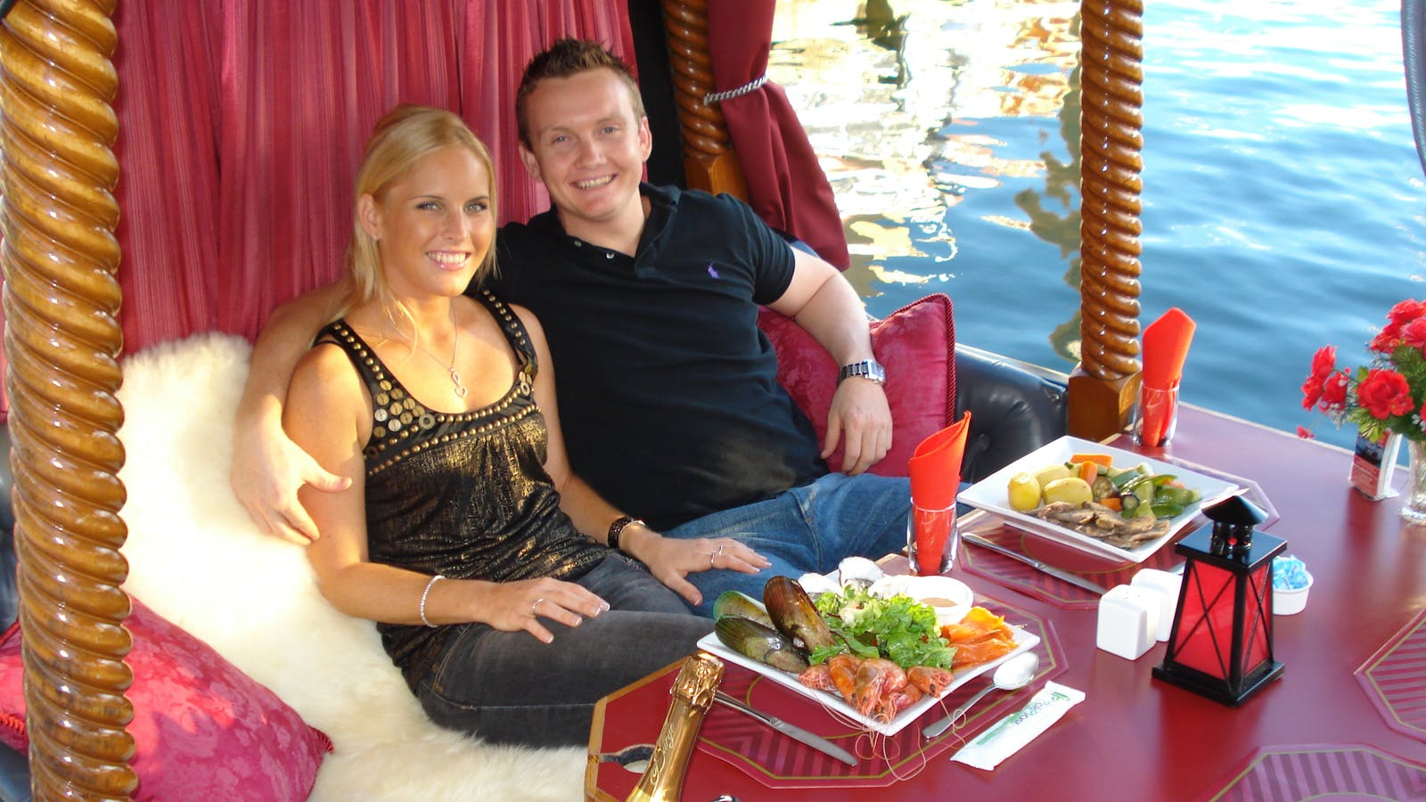 Their cruises are the perfect way to celebrate any special occasion.