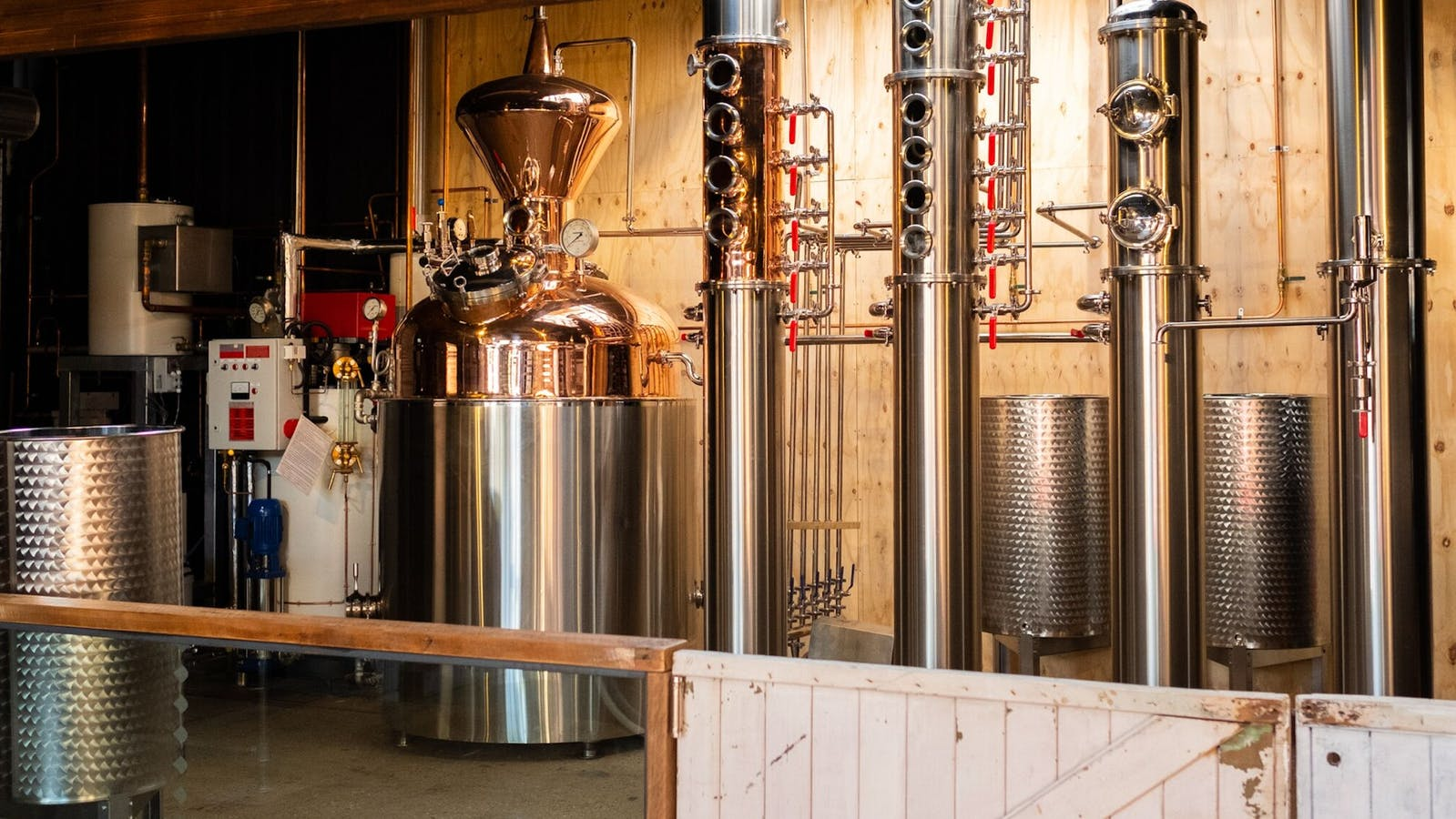 Location: Granddad Jacks Craft Distillery