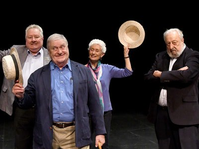Senior Moments - A Comedy Revue, Gold Coast