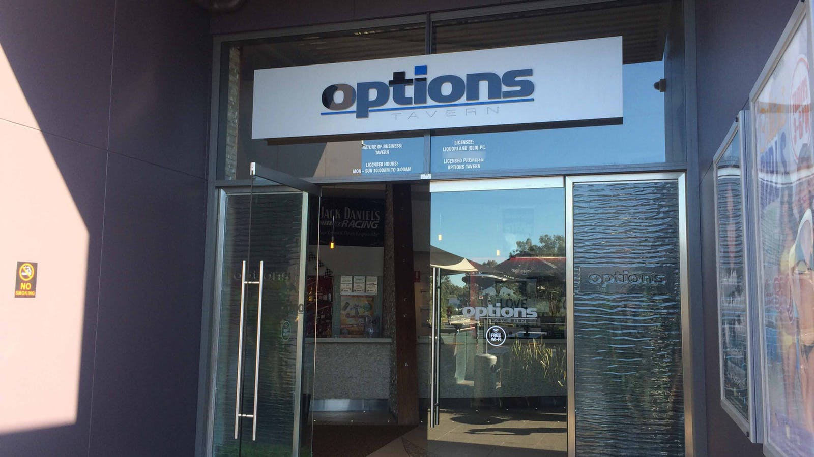 Options Tavern