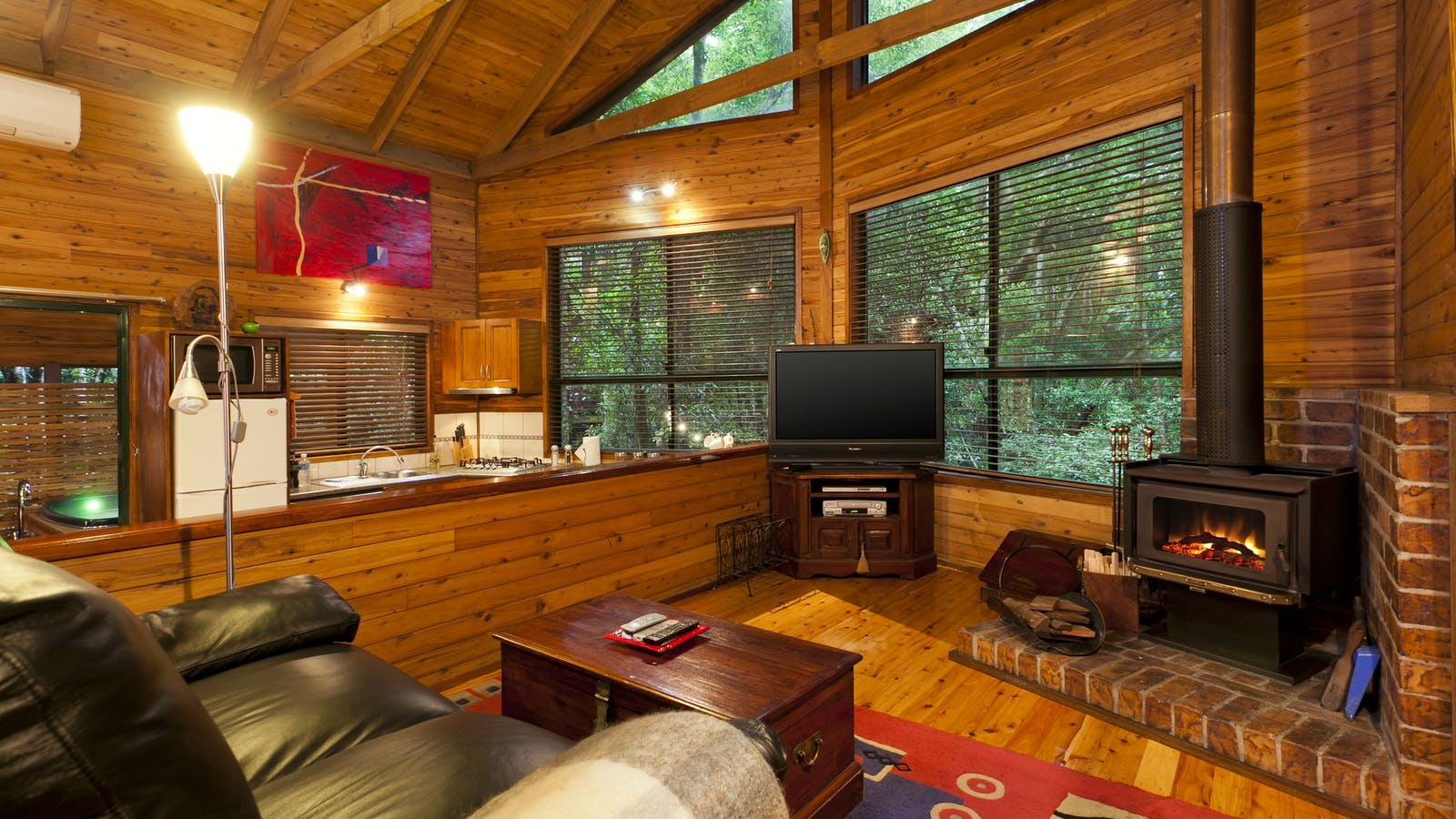 Mouses House - Rainforest Retreat, The