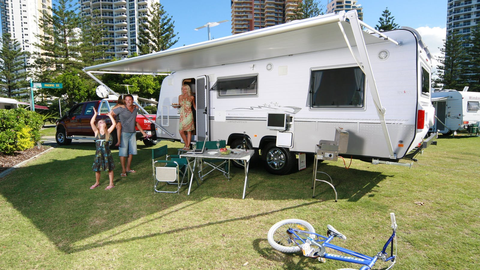 Main Beach Tourist Park Central Gold Coast