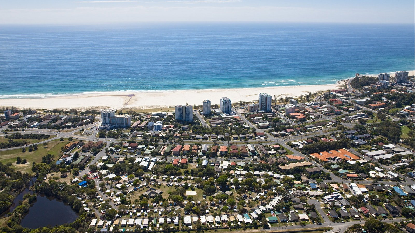 Kirra Beach Tourist Park Southern Gold Coast