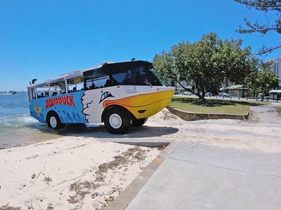 Aquaduck Safaris Gold Coast