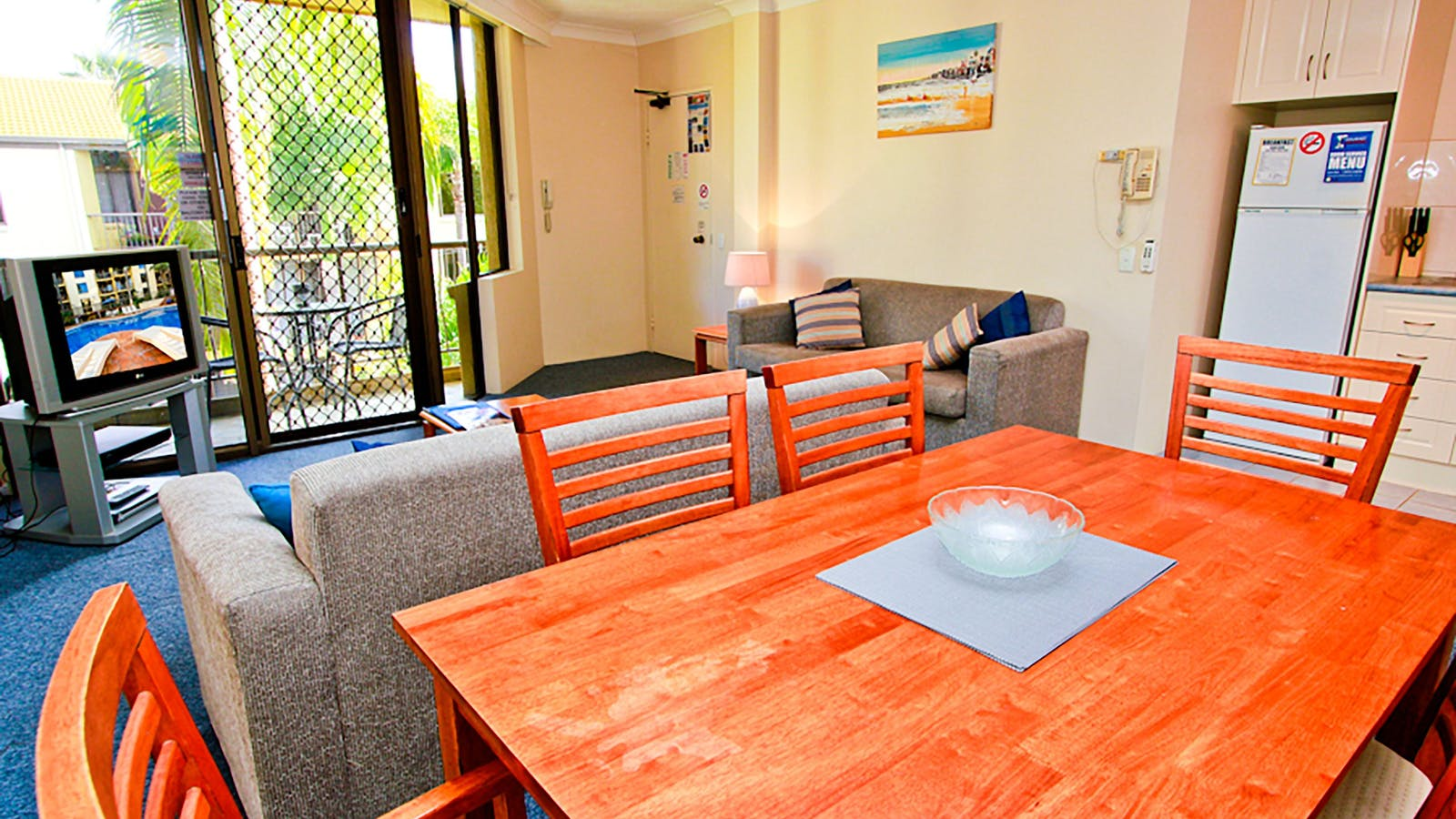 Aussie Resort Air Conditioned Apartments
