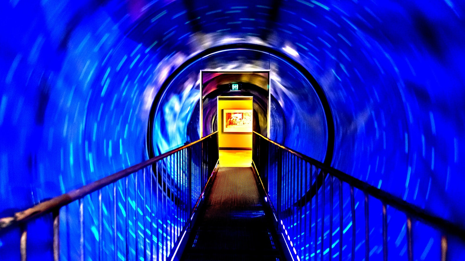 Twin Spinning Tunnel