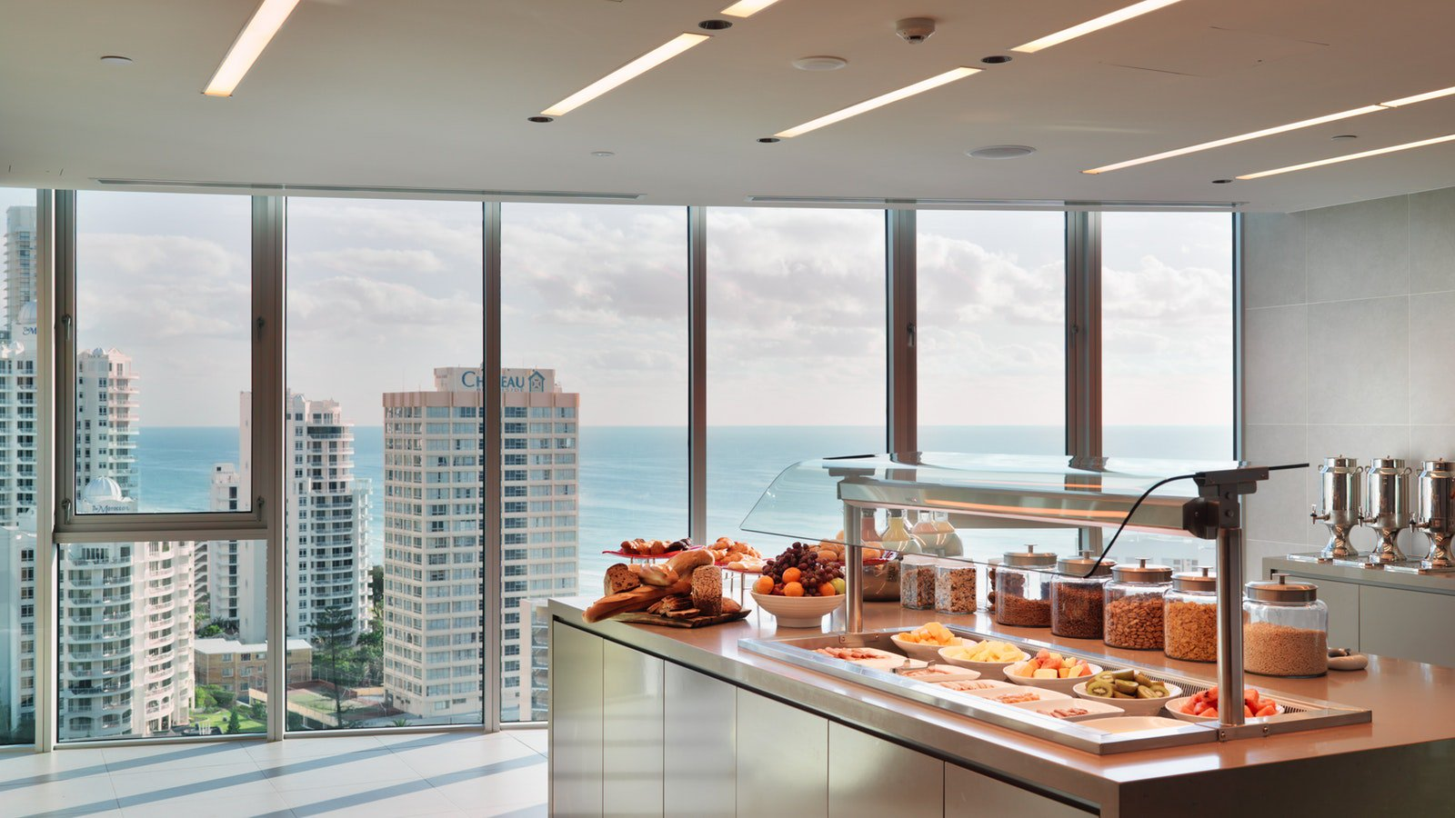 Executive Lounge - Hilton Surfers Paradise