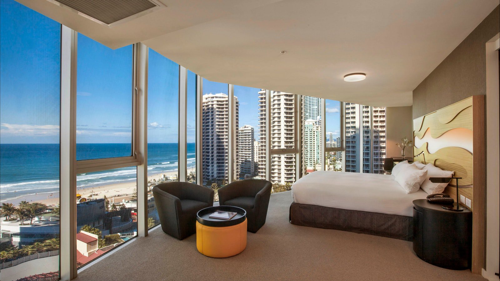 Hilton Surfers Paradise - Relaxation Room