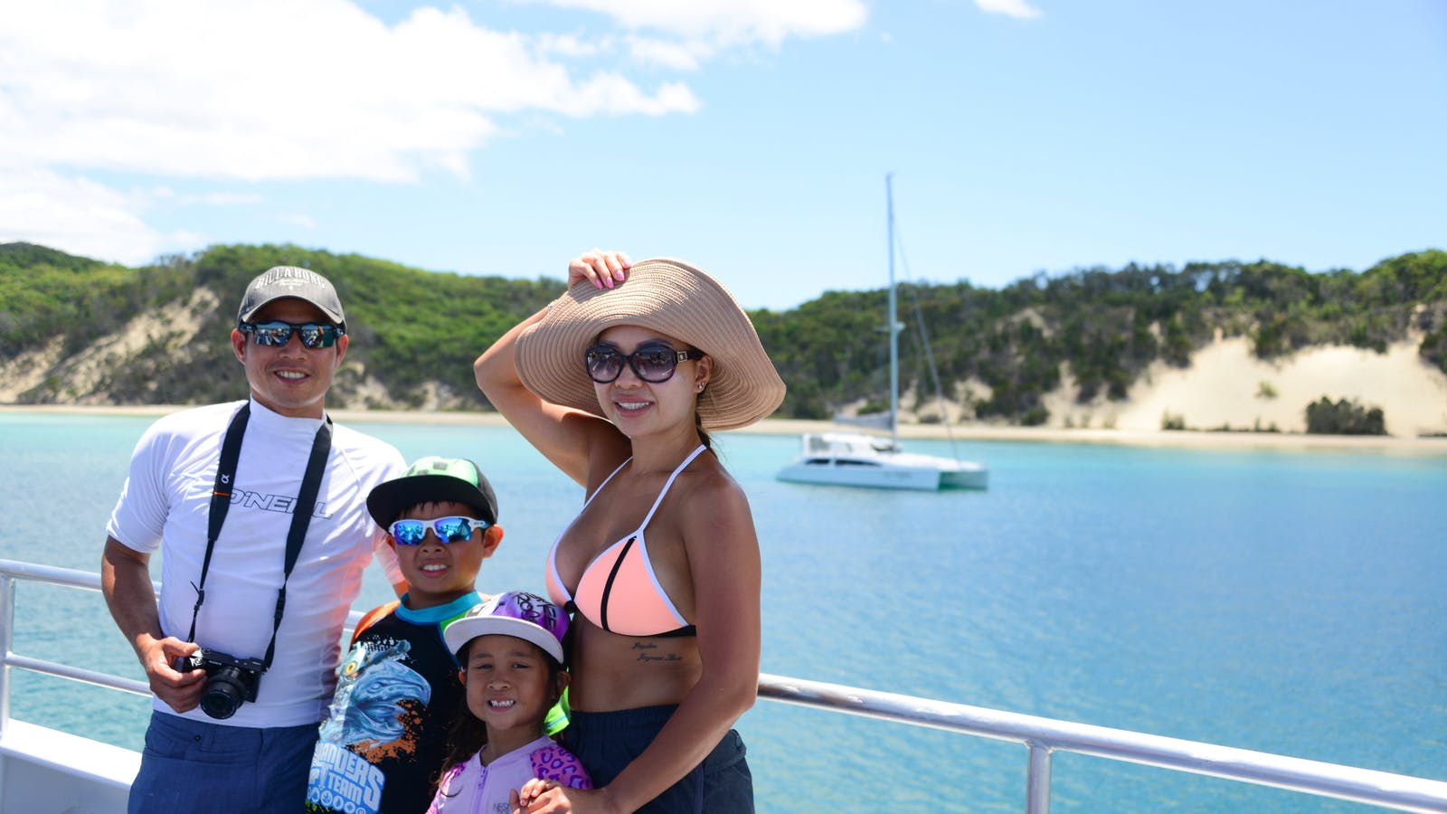 Dolphins in Paradise offers a fantastic day out for the family.