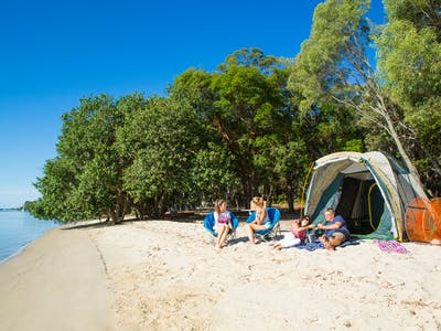 South Stradbroke Island Camping