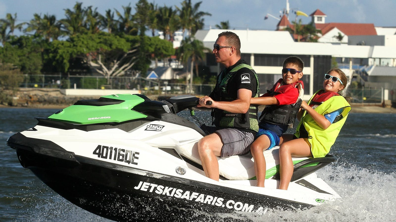 Jet Ski Safaris Gold Coast