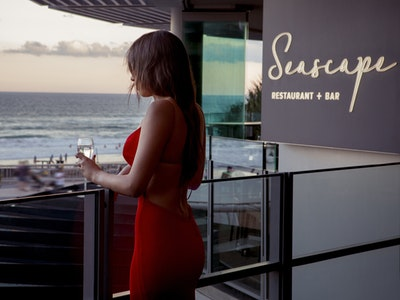 Seascape Restaurant + Bar