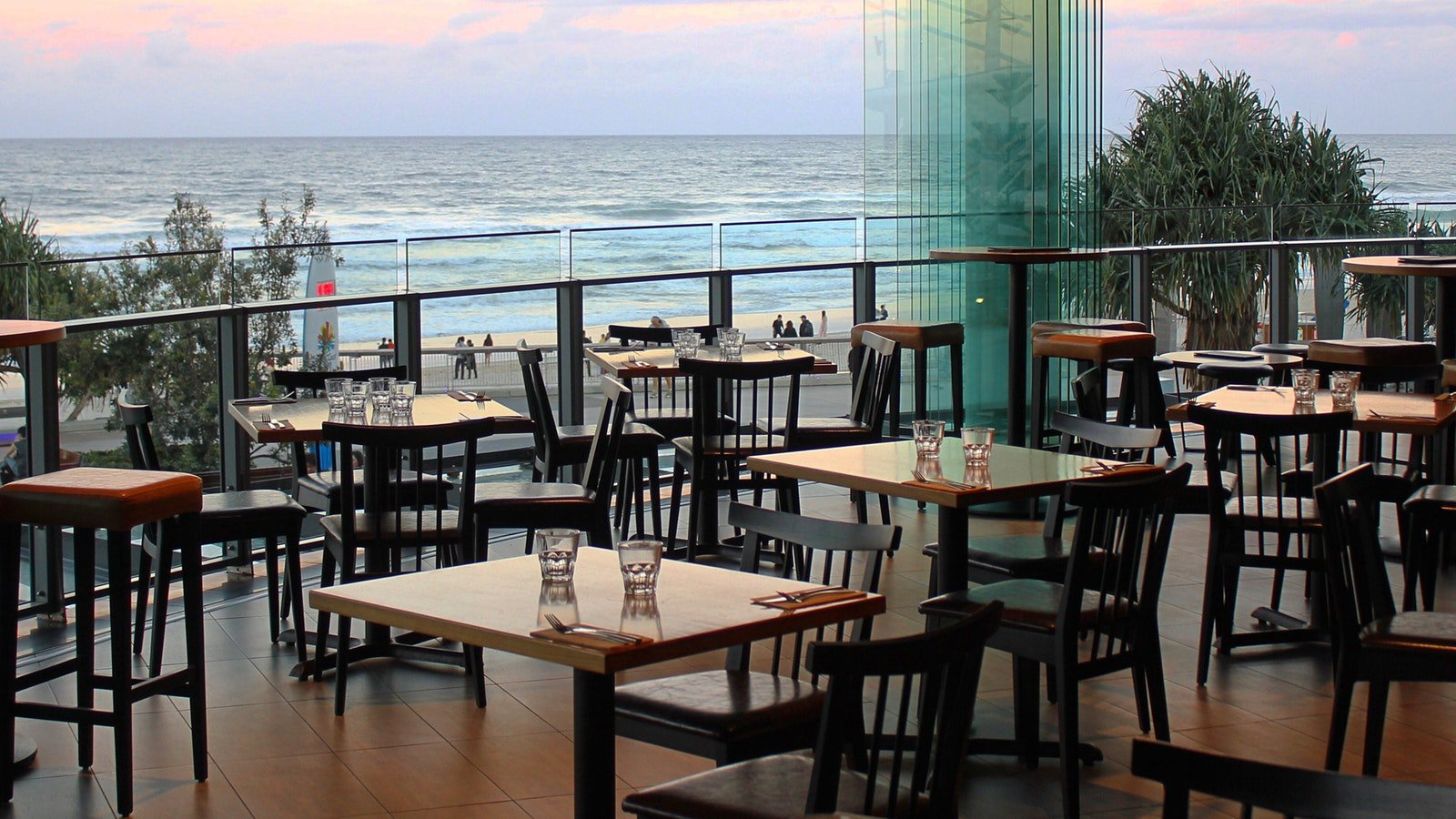 Overlooking the iconic Surfers paradise Beach