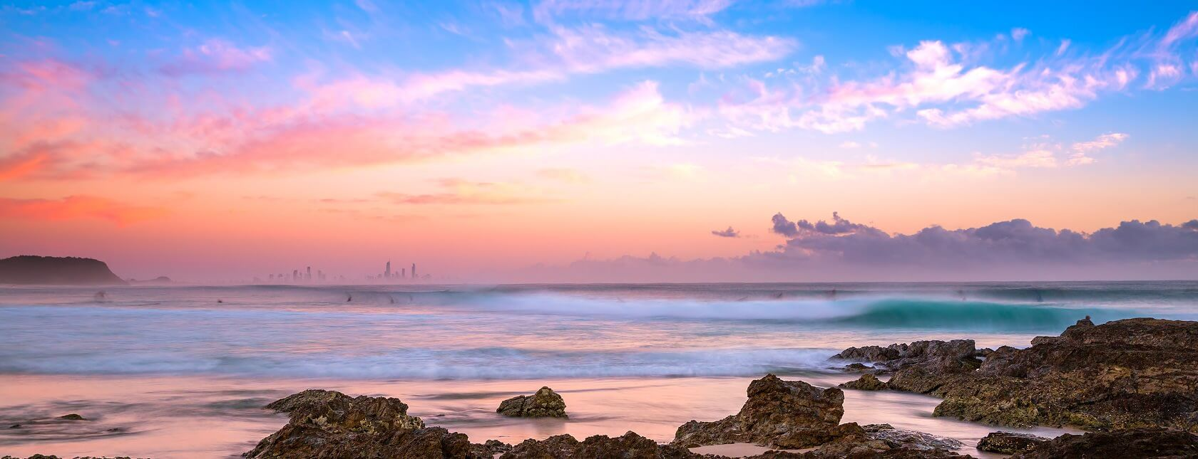 The Colours of the Gold Coast