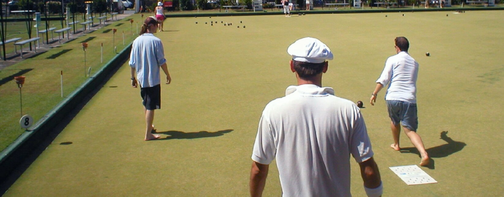 Best spots for barefoot bowls on a Sunday