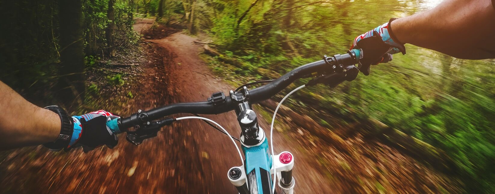 Mountain bike thrills on the Gold Coast