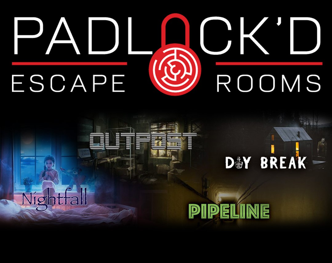 10% OFF ESCAPE ROOMS