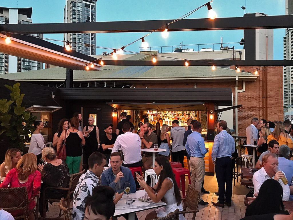 Mr P.P's Deli and Rooftop Bar