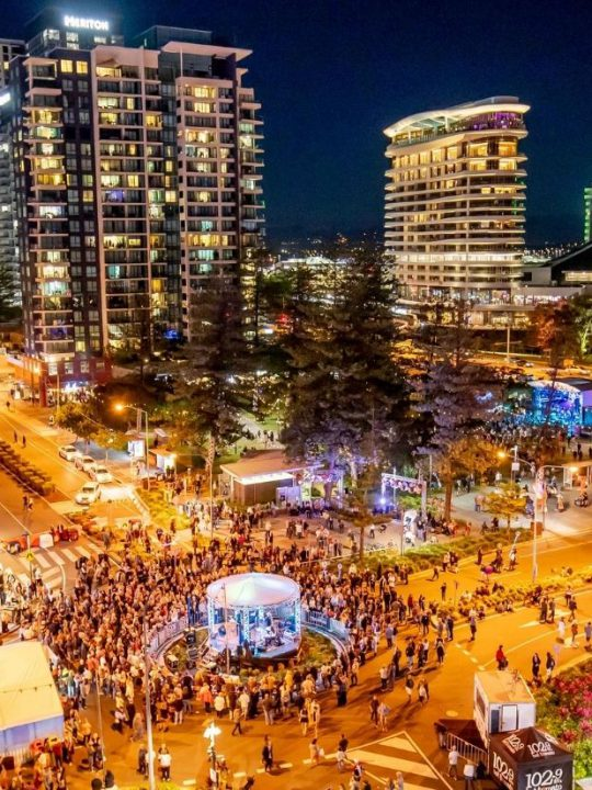 gold coast events guide