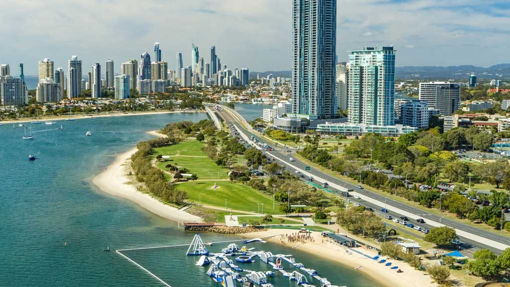 Broadwater Parklands