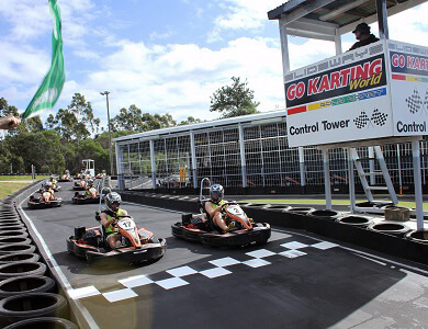 Slideways - Go Karting World